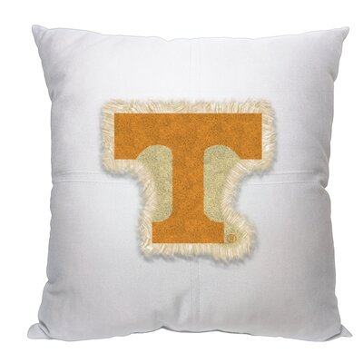 Collegiate Tennessee Cotton Throw Pillow