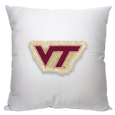 Collegiate Virginia Tech Cotton Throw Pillow