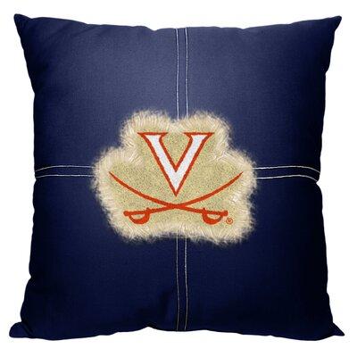 Collegiate Virginia Cotton Throw Pillow