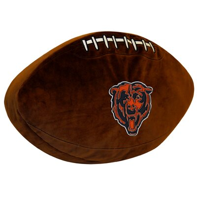 NFL Bears Throw Pillow