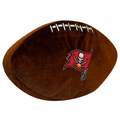 NFL Buccaneers Throw Pillow