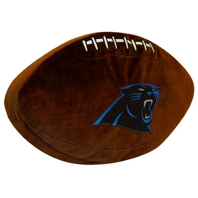 NFL Throw Pillow NFL Team: Panthers