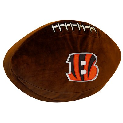 NFL Bengals Throw Pillow