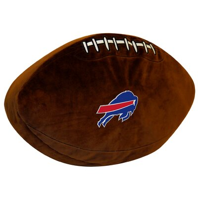 NFL Throw Pillow NFL Team: Bills