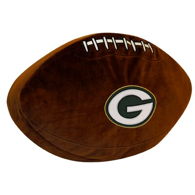 NFL Packers Throw Pillow