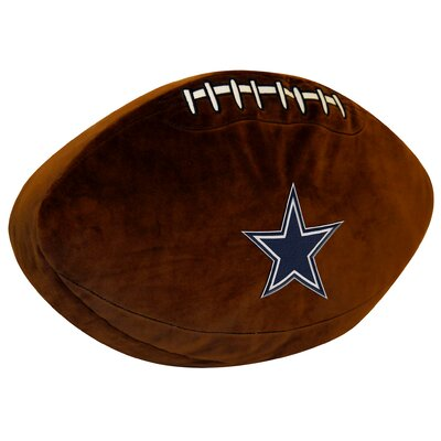 NFL Throw Pillow NFL Team: Cowboys