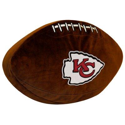 NFL Throw Pillow NFL Team: Chiefs
