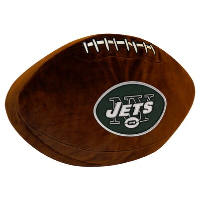 NFL Throw Pillow NFL Team: Jets