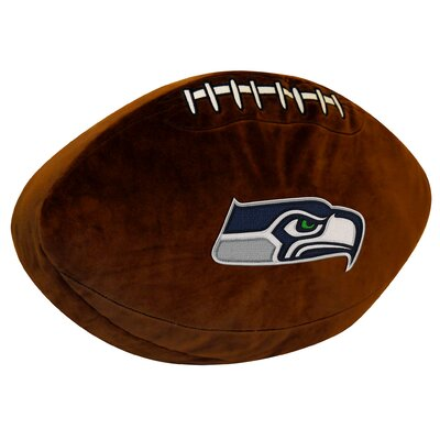 NFL Seahawks Throw Pillow
