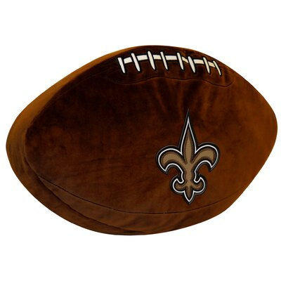NFL Throw Pillow NFL Team: Saints