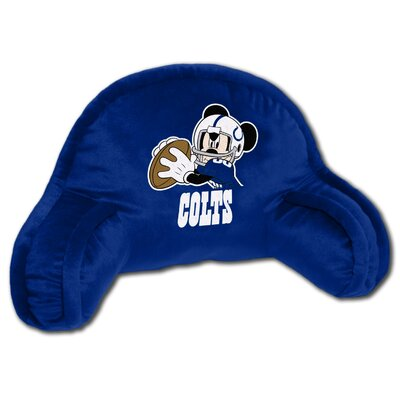 NFL Colts Disney Field Goal Bed Rest Pillow