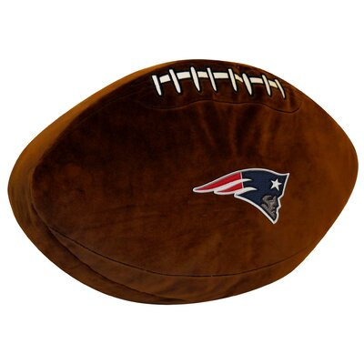 NFL Throw Pillow NFL Team: Patriots
