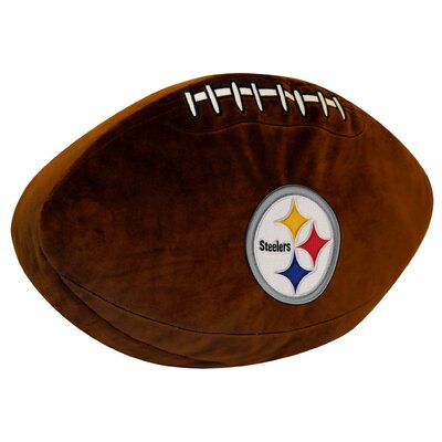 NFL Throw Pillow NFL Team: Steelers