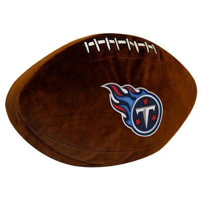 NFL Titans Throw Pillow
