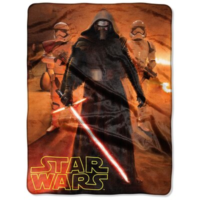 Star Wars Episode 7 Force Trio Throw