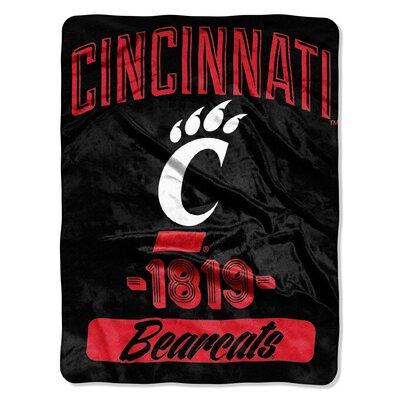 NCAA Cincinnati Varsity Fleece Throw
