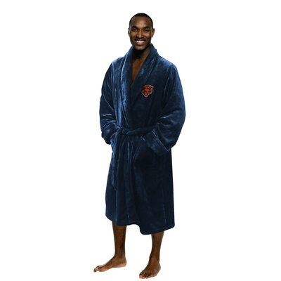 NFL Bears Mens Bathrobe Size: Large/Extra Large