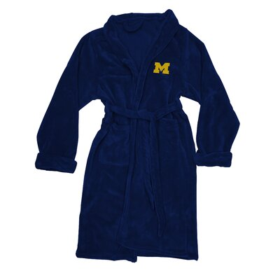 NCAA Bathrobe NCAA Team: Universityof Michigan