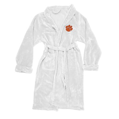 NCAA Bathrobe NCAA Team: Clemson University