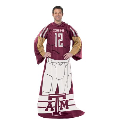 Collegiate Texas A&M Comfy Throw
