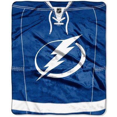 NHL Jersey Throw NHL Team: Tampa Bay Lightning