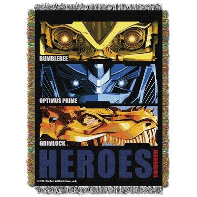Transformer Four Hero Slash Throw
