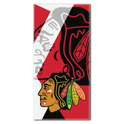 NHL Puzzle Beach Towel