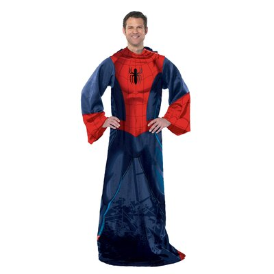 Spider-Man - Spider Up Adult Comfy Throw 1SPD024000002RET