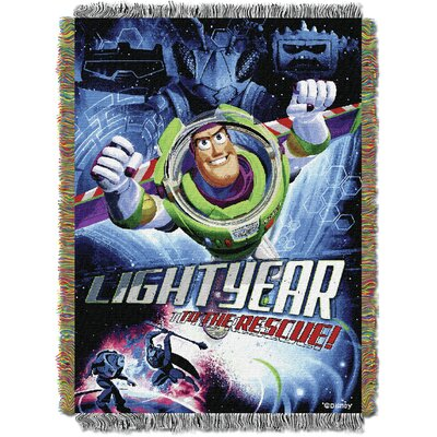 Toy Story Buzz Victorious Throw