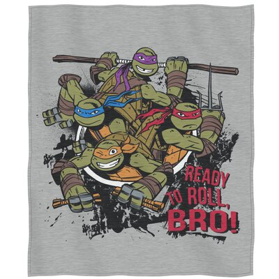 TMNT Turtle Roll Bro Throw