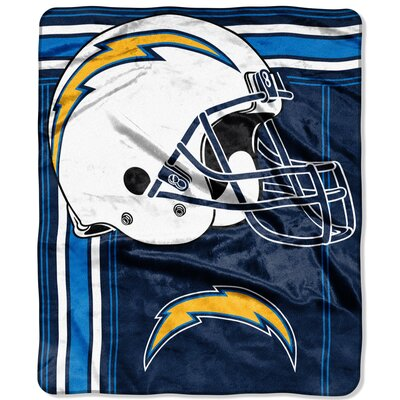 NFL Touchback Throw NFL Team: San Diego Chargers