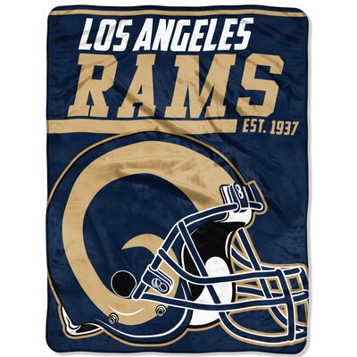 NFL 40 Yard Dash Throw NFL Team: Los Angeles Rams