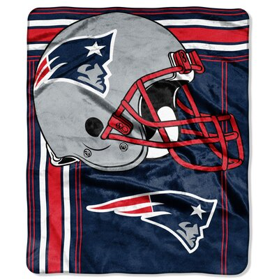 NFL Touchback Throw NFL Team: New England Patriots