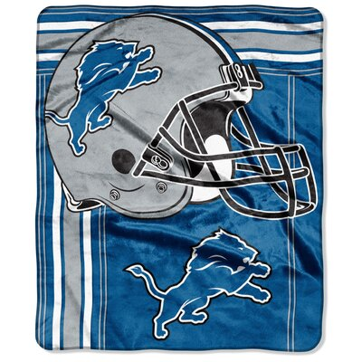 NFL Touchback Throw NFL Team: Detroit Lions