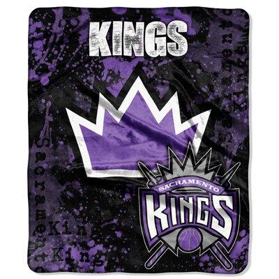 NBA Dropdown Raschel Throw NBA Team: Sacramento Kings