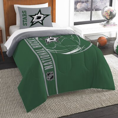 NHL 2 Piece Twin Comforter Set NHL Team: Washington Capitals