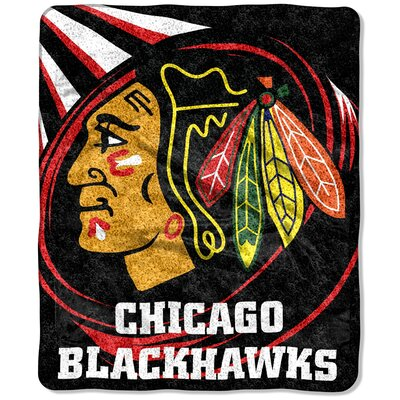 NHL Sherpa Puck Throw NHL Team: Chicago Blackhawks
