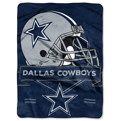 NFL Prestige Raschel Throw NFL Team: Dallas Cowboys