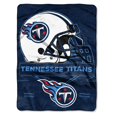 NFL Prestige Raschel Throw NFL Team: Tennessee Titans