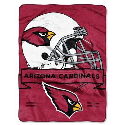 NFL Prestige Raschel Throw NFL Team: Arizona Cardinals