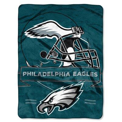 NFL Prestige Raschel Throw NFL Team: Philadelphia Eagles