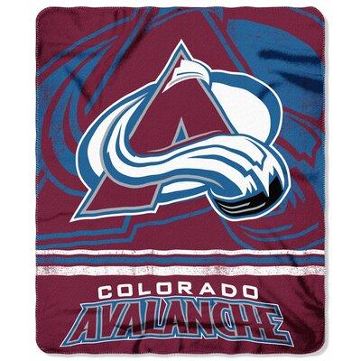 NHL Colorado Avalanche Fade Away Throw