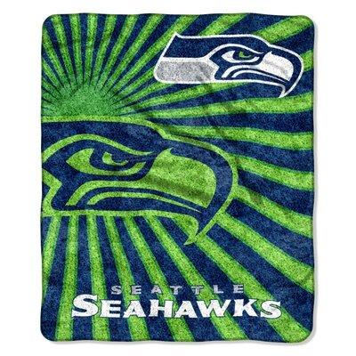 NFL Seattle Seahawks Sherpa Strobe Throw