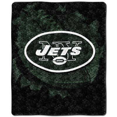 NFL New York Jets Cotton Throw Pillow