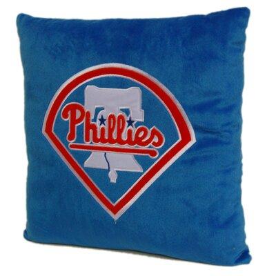 Northwest Co. MLB Square Pillow - MLB Team: Philadelphia Phillies at Sears.com