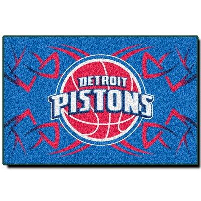 NBA Detroit Pistons 333 Novelty Rug