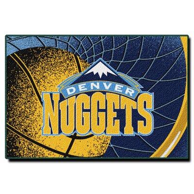 NBA Denver Nuggets Novelty Rug