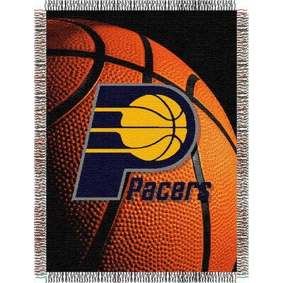 NBA Indiana Pacers Tapestry Throw