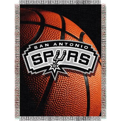 NBA San Antonio Spurs Tapestry Throw