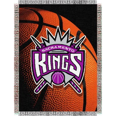 NBA Sacramento Kings Tapestry Throw